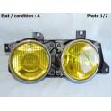 Right road headlight H1 HELLA 1K3 126678-00