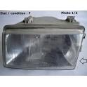 Left headlight H4 CIBIE 67504639