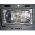 Left headlight european code SIEM 13570