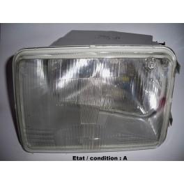 Left european code headlight CIBIE 480323