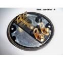 Light bulbholder ARA 546 (2 functions, metal)