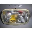 """Right headlight Iode """"Kangourou"""" CIBIE 470256"""