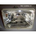 Left headlight European code CIBIE 480243