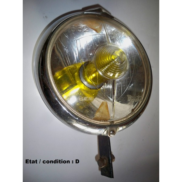 Spotlight Headlight: Spotlight Headlight SEV MARCHAL Fantastic 662/762