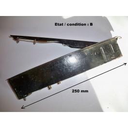 Platine feu flèche clignotante MARCHAL 250 mm