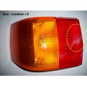Left taillight HELLA K53264