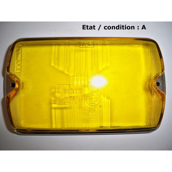 Cabochon phare longue port e jaune iode 35 cibie r troptic 39 auto - Phare longue portee cibie ...