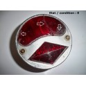 "Chromed taillight ""STOP"" VERLYS"