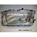 Left headlight H4 HELLA 1AF006120-19