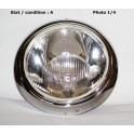 Headlight European Code CIBIE 3670010