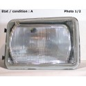 Right european code headlight CIBIE 480320