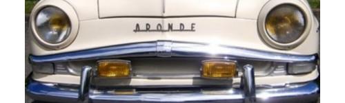 Aronde et P60