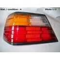 Left taillight lens HELLA 9EL 129763-011