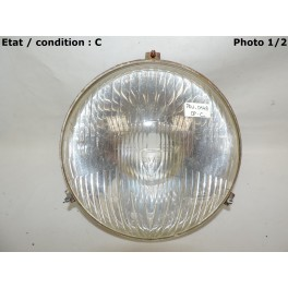 Headlight European Code Equilux SEV MARCHAL 61224803 (3 fixing lugs)