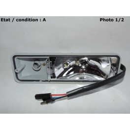 Platine feu clignotant veilleuse gauche AXO 4003G