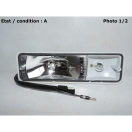 Platine feu clignotant veilleuse droit AXO 4002D