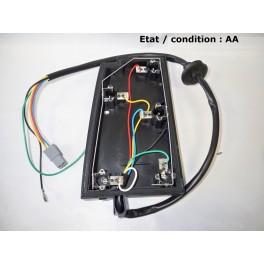 Left taillight bulb holder AXO 4015
