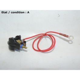 Porte-lampe clignotant BA15s AXO