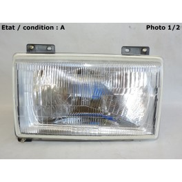 Left headlight european code SIEM 13570