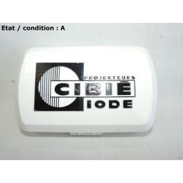 Foglight or spotlight headlight cover CIBIE Iode 35