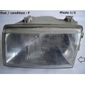 Left headlight H4 CIBIE 67504639