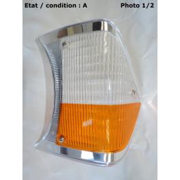 Left front light indicator lens CIBIE 7076