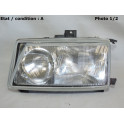 Left headlight H4 PASA 93900113