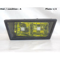 Left foglight and spotlight headlight CARELLO 8901