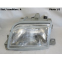 Left headlight H4 VALEO 088190