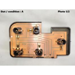 Left taillight bulb holder NEIMAN 20969015