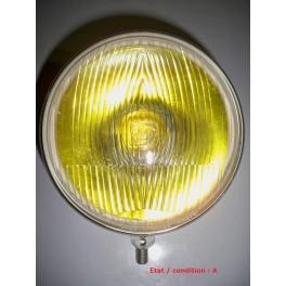 Chromed foglight headlight MARCHAL 141049