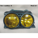 Right twin headlight CIBIE Morette