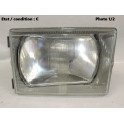 Right headlight H4 CIBIE