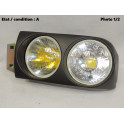 Left twin headlight AUTEROCHE Morette 60865297