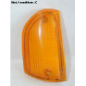 Right front light indicator lens SIEM 12723