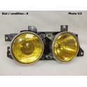 Right headlights HELLA 1DL006020-467