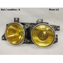 Right headlights HELLA 1DL005000-06