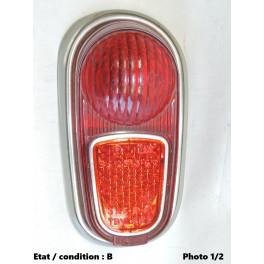 Taillight lens PK 3685 (TPV 482)