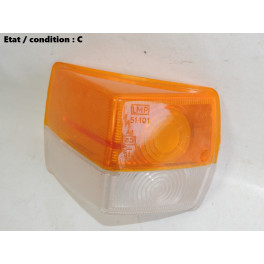 Right front light indicator lens LMP 51101