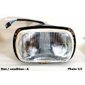 Headlight H4 RINDER 502