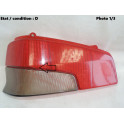 Left taillight lens VALEO 2186