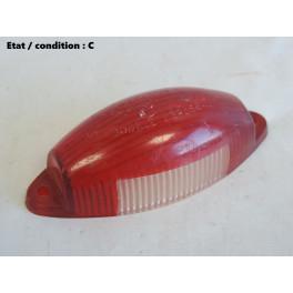 Taillight + licence plate light lens SCINTEX STL STL RP2