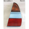 Right taillight VALEO 2166D
