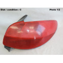 Right taillight PASA 80-76 AK