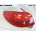 Right taillight AXO SCINTEX 2531D