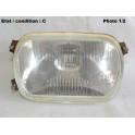 Rotating main beam headlight H1 CIBIE 445050