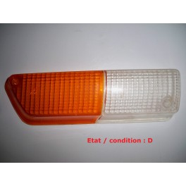 Right front light indicator lens CIBIE 5076D
