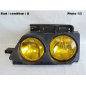 Pair of headlights H1 + H2 MORETTE 8454000