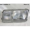 Left headlight BOSCH 0301056107