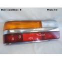 Left taillight HELLA 2VP003685-071